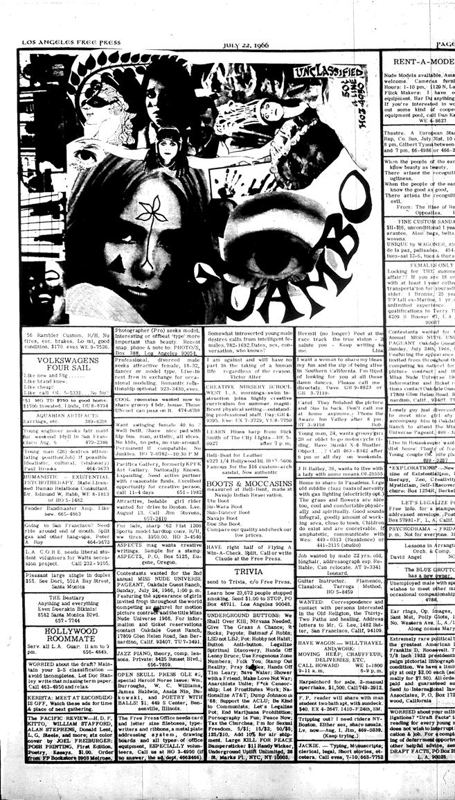 Los Angeles Free Press