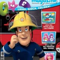 Cartoonito magazine, oggi in edicola