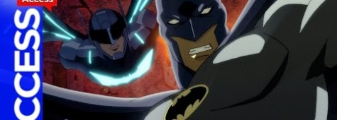 "First Trailer for ""Batman: Bad Blood"" Animated Feature"
