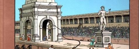 """""""Les voyages d'Alix - Vienne"""" su France 3: archeologia e fumetto"""