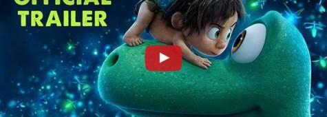 Il Viaggio di Arlo: nuovo trailer - Pixar's The Good Dinosaur
