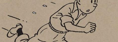 L'art d'Hergé : Tintin et plus...par Pierre Sterckx