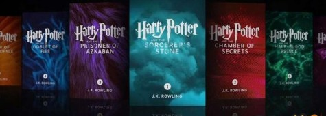Apple: Harry Potter books, exclusive digitally enhanced