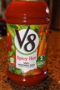 Spicy Hot V8