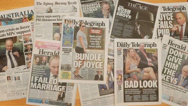 Why newspapers are much better at news than social media afr - newspaper