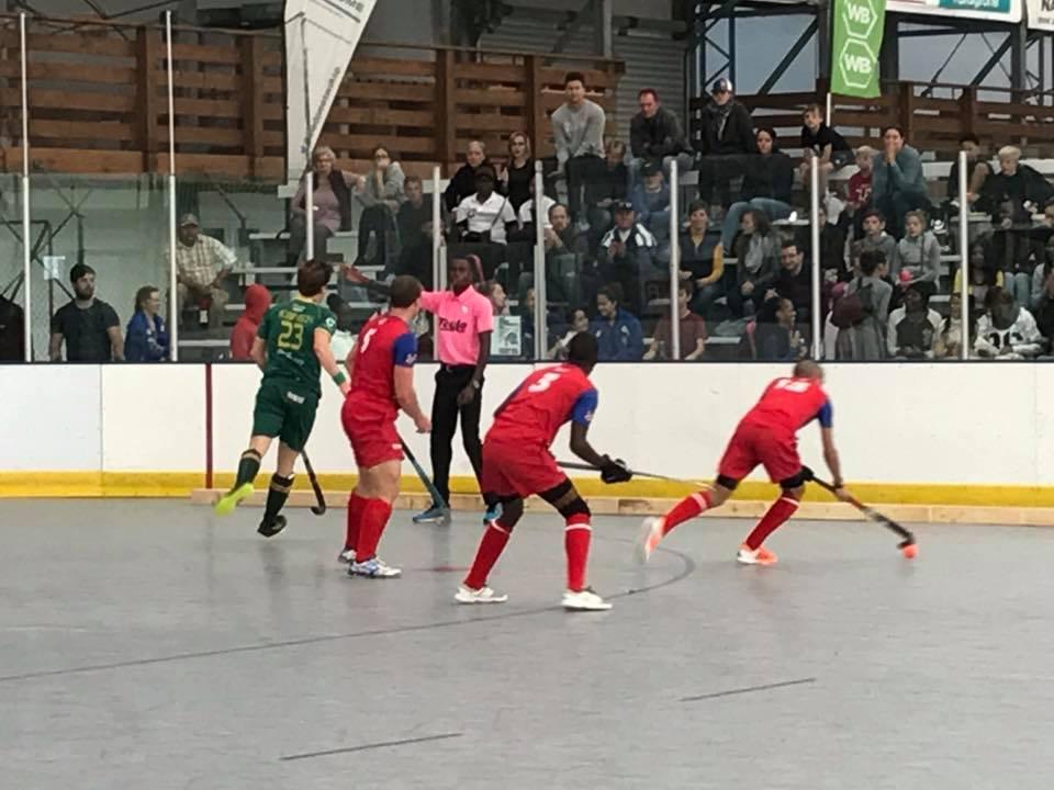 African Hockey Federation IAC 2017 Final Score Sheet - hockey score sheet