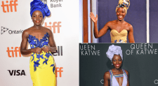 Lupita Nyong'o Keeps Slaying Us With Her Beautiful Headwraps