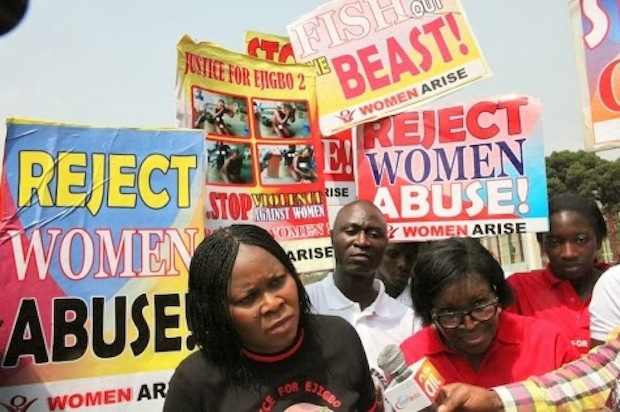 Ejigbo Women Protest 1