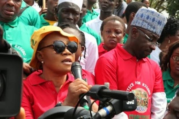 Ejigbo Women Protest 4