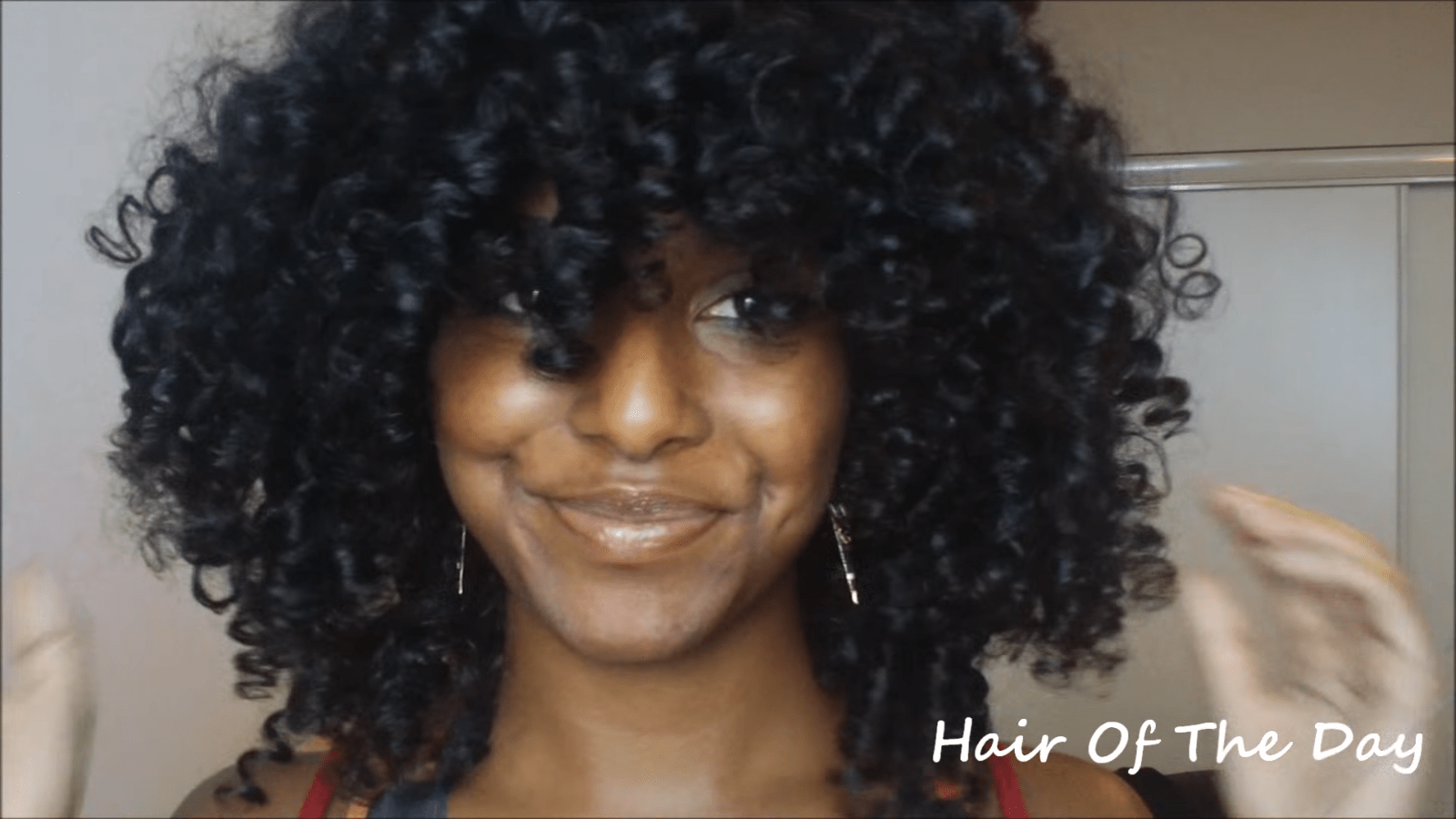 how to get super curly afro hair