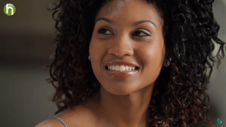 Effortless Finger Curls Natural Hairstyle That We