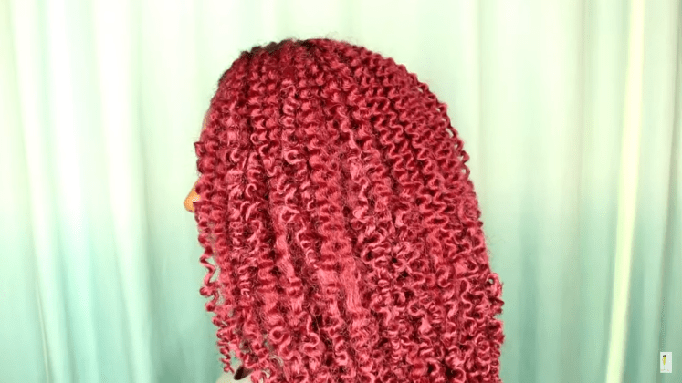 Crochet Hair Method : ... Crochet Braids For The Holiday Season - Black Womens Natural Hair