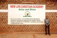 John Africa - New Life Christian Academy - Africa New Life Ministries