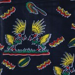 African Tribal Print Fabric
