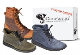 African Sporting Creations Courteney Custom Order