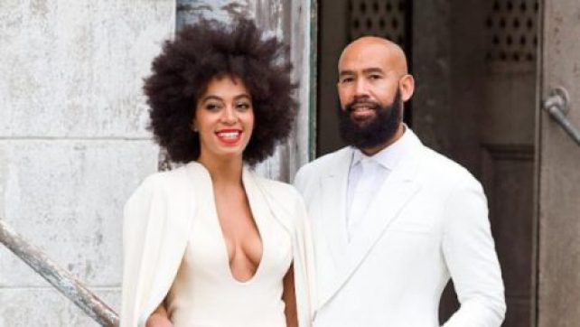 Solange Knowles et Alan Ferguson (29 et 52 ans), 23 ans d'écart