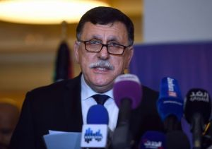 il premier libico serraj