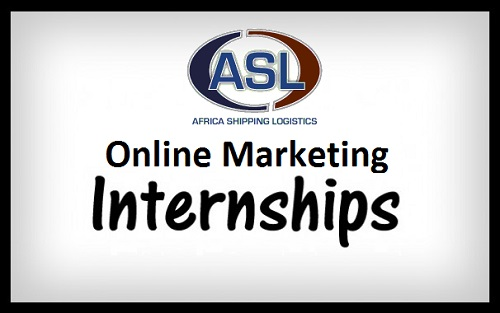 Internships - Africa Shipping Logistics