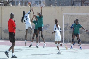 Le Séénégal en finale
