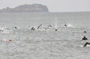 dakar-gorée natation