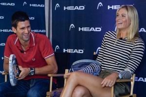 NovakDjokovic_MariaSharapova_1