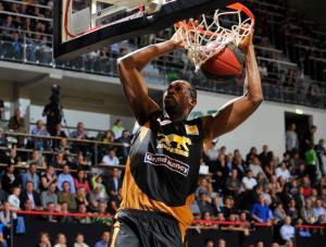 Basket Ball : Lyon Villeurbanne / Nancy - Pro A - 06.11.2011