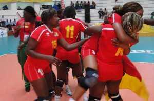 cameroun volley