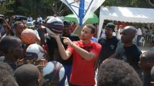 Stephen Curry_tanzanie