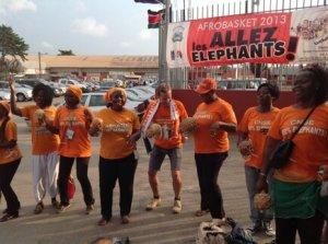 supporters Elephants_afrobasket2013