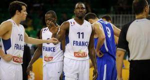 BASKET : France vs Israel - Euro 2013 - Ljubljana - 06/09/2013