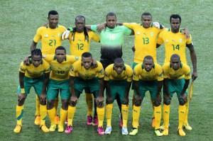 2013 AFCON - South Africa v Cape Verde Islands