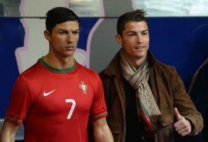 Ronaldo foto du jour