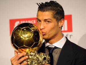 Cristiano Ronaldo - Ballon d Or France Football 2008
