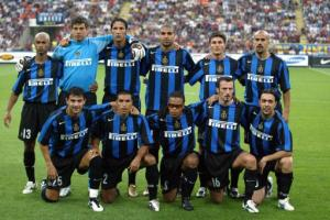 Soccer - UEFA Champions League - Third Qualifying Round - Second Leg - Inter Milan v FC Basle