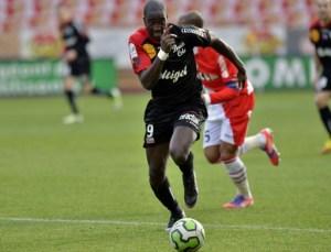 FOOTBALL : AS Monaco VS EA Guingamp - Ligue 2 - 26/01/2013