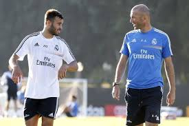 Zidane et jese