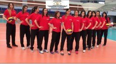 egypte_equipe nationale volley dames