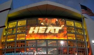 American Airlines Arena_miami heat