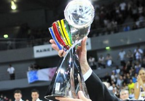 trophée championnat du monde fiba u17 feminin
