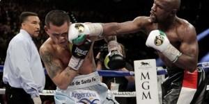 Floyd Mayweather vs Marcos Maidana
