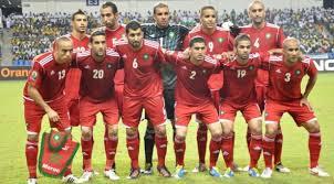 Rencontre amicale maroc