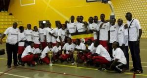 ouganda champion zone v afrobasbet u18 2014