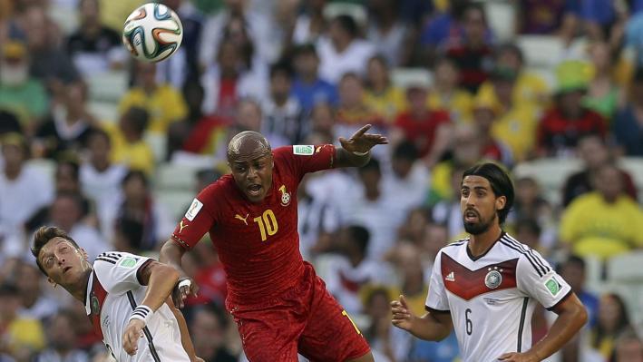 Ghana allemagne fin 1