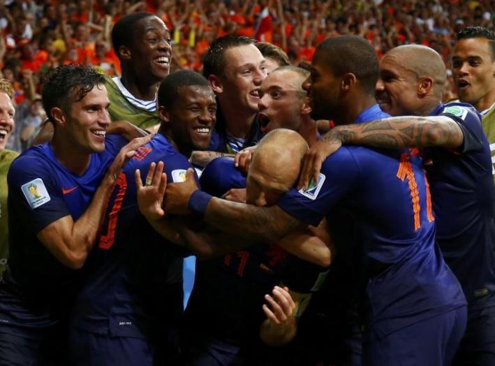 Hollanda joie