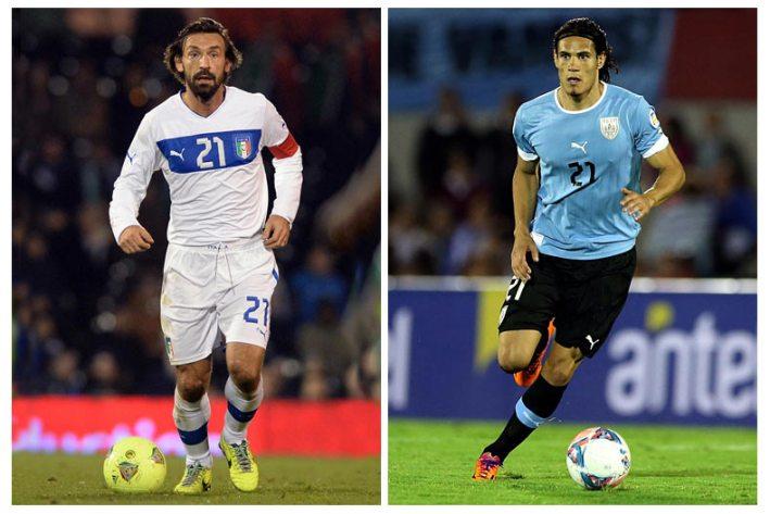 Uruguay vs italie nvo