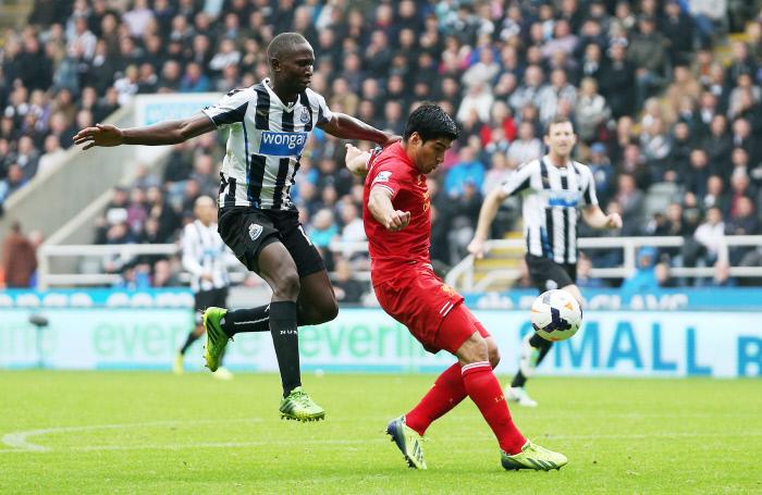 FOOTBALL : Newcastle United vs Liverpool - Barclays Premier League - 19/10/2013