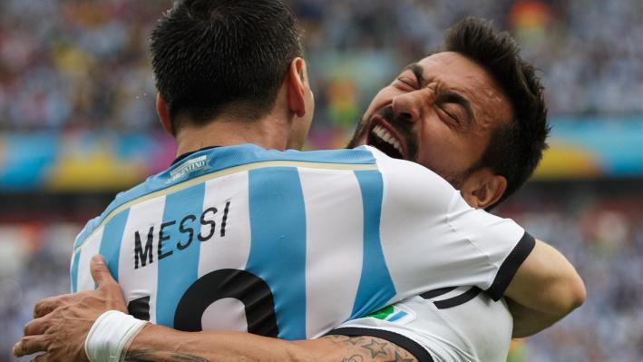 Argentine joie nvo