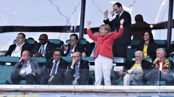 FOOTBALL : Allemagne vs Portugal - Coupe du Monde 2014 - 16/06/2014