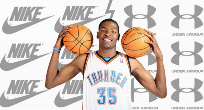 Kevin Durant_Under-Armour vs Nike