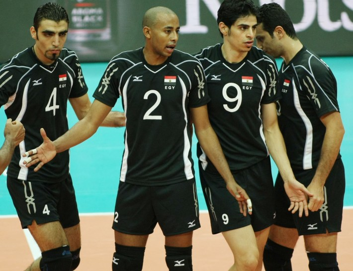 Mondial Volleyball (Pologne 2014)-L'Egypte affiche ses ambitions
